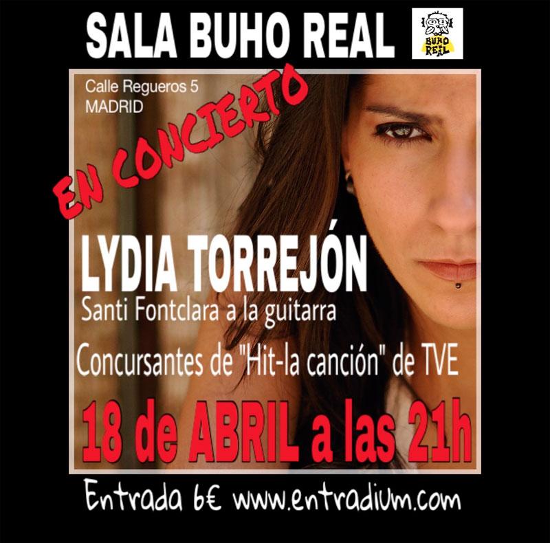 Buho Real Lydia Torrejon